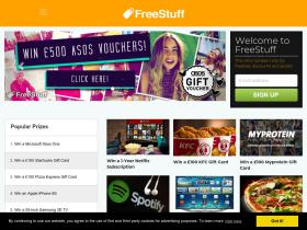 Freestuff Promo Codes